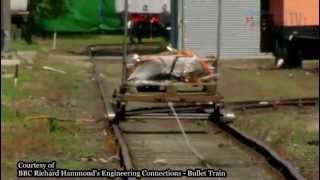 getlinkyoutube.com-The Japanese Bullet Train - Wheel and Suspension Technology