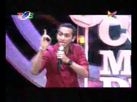 01 Stand up comedy s2 Ge Pamungkas 16 06 12 part 1