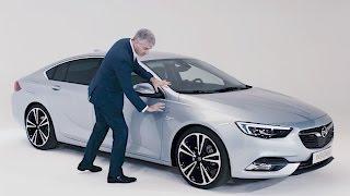 getlinkyoutube.com-2017 Opel/Vauxhall Insignia Grand Sport - Design Walk Around