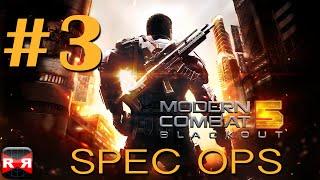 getlinkyoutube.com-Modern Combat 5: Blackout - iOS/Android - Spec Ops - Walkthrough Gameplay Part 3