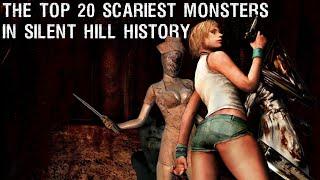 getlinkyoutube.com-The Top 20 Scariest Monsters in Silent Hill History HD - サイレントヒルの歴史のトップ20最も恐ろしいモンスター