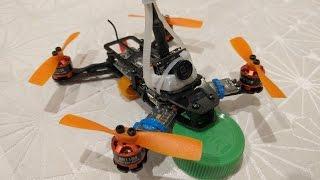 getlinkyoutube.com-Say Hello To The Donkey - LKTR120 Brushless Drone