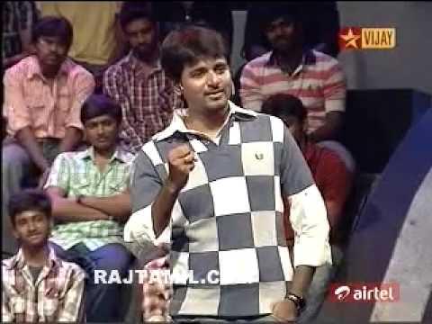 Vijay na mass Vijay tv program Pt5