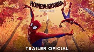 HOMEM-ARANHA NO ARANHAVERSO   Trailer Oficial (dublado)   10 de janeiro nos cinemas