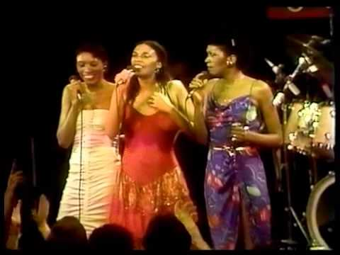 fire The Pointer Sisters At The Attic 1981