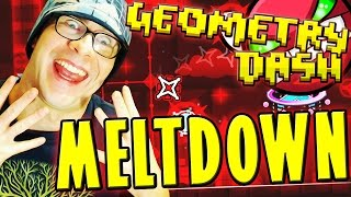 getlinkyoutube.com-Geometry Dash | MELTDOWN by Havok ~ Hard Easy Demon?