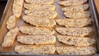 getlinkyoutube.com-The Best Almond Biscotti