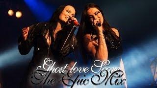 getlinkyoutube.com-Ghost love Score - The Perfect Mix (Nightwish : Tarja & Floor)
