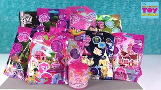 getlinkyoutube.com-MLP Palooza My Little Pony Blind Bag Opening Fashems Squishy Pops | PSToyReviews