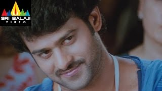 getlinkyoutube.com-Darling Movie Prabhas & Kajal Agarwal Love Scene | Prabhas, Kajal Aggarwal | Sri Balaji Video