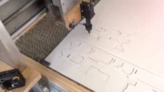 getlinkyoutube.com-Depron 737-500 laser cut