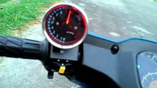 getlinkyoutube.com-Modenas Dinamik 120 RPM Meter