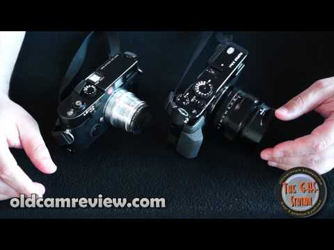 The Fuji X-Pro 1 vs. Leica M6...sort of...