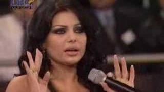 getlinkyoutube.com-Haifa Wehbe Crying