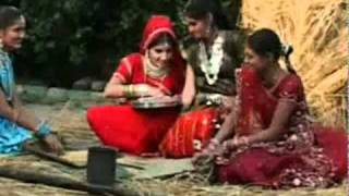 Sasura mein too majaa marlu jhatke naihar aailu ho - Bhojpuri lok geet
