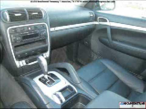 2004 Porsche Cayenne Interior 2004 Porsche Cayenne