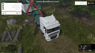 getlinkyoutube.com-Travaux Forestier Stobart Farming Simulator 2015