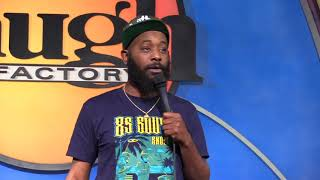 Karlous Miller Stand Up Comedy at The Laugh Factory 2018