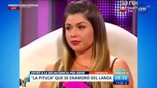 getlinkyoutube.com-Hannah Montana chilena habría entrado a la delincuencia por amor - La Mañana de CHV