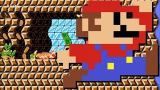 getlinkyoutube.com-Zagrajmy w Super Mario Maker odc. 7 Mario na dzielni