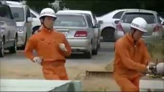 getlinkyoutube.com-Japan Tech Rope Rescue Competition
