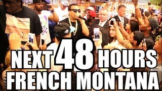 48 heures avec French Montana Pt. 2