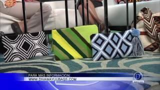 Thais Flores nos habla de Diva Wayuu Bags