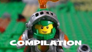 getlinkyoutube.com-LEGO NEXO KNIGHTS - COMPILATION 2