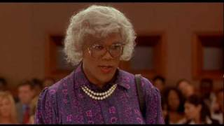 "getlinkyoutube.com-Tyler Perry's Madea's Family Reunion - 3. ""Foster Mother"""