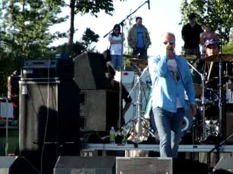 Glass Tiger--Don't Forget Me (When I'm Gone)--Live @ Toronto Canada Day Celebration 2010-07-01
