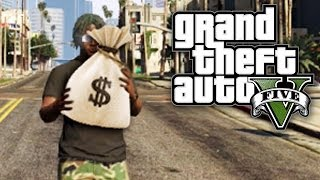 getlinkyoutube.com-GTA 5 THUG LIFE #45 - MONEY ON MY HEAD! (GTA V Online)