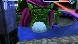 "getlinkyoutube.com-Spider-Man PC New-Game Hard Mode No Damage Run-""Spidey VS. Mysterio!"""