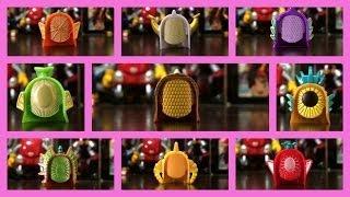 getlinkyoutube.com-☆着せ替えグリドン。どれが似合う?☆AC07 仮面ライダー鎧武 アームズチェンジ グリドン 変身 henshin