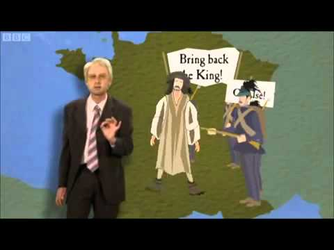 Horrible Histories - French Revolution Report - with Bob Hale