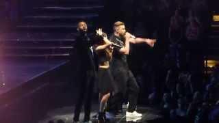 "getlinkyoutube.com-""Baltimore Intro & Summer Love"" Justin Timberlake@Baltimore Arena Baltimore 7/14/14 20/20 Tour"