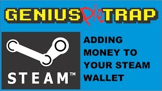 getlinkyoutube.com-How to Redeem Steam Wallet Code and Add Funds to Steam Wallet