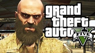 getlinkyoutube.com-GTA 5 - Hunting ALL ANIMALS In GTA V (Funny Moments In Grand Theft Auto 5)