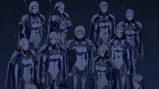 Claymore Episode 19 The Carnage in the North (Part 2) [Sub]
