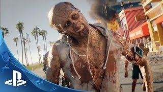 getlinkyoutube.com-Dead Island 2- Official E3 Announce Trailer | PS4