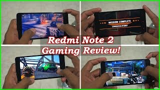 getlinkyoutube.com-Redmi Note 2 Gaming Review with Graphics Heavy games! Modern Combat 5, Ashpalt 8 many more