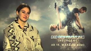 getlinkyoutube.com-Shailene Woodley : why short hair? NEW Interview INSURGENT + ALLEGIANT