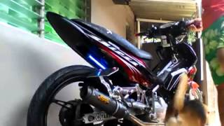 getlinkyoutube.com-HGM PIPE Yamaha Sniper 135 Test Bacolod City