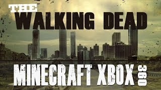 "getlinkyoutube.com-Minecraft Xbox 360: ""The Walking Dead"" Adventure map! w/Download"