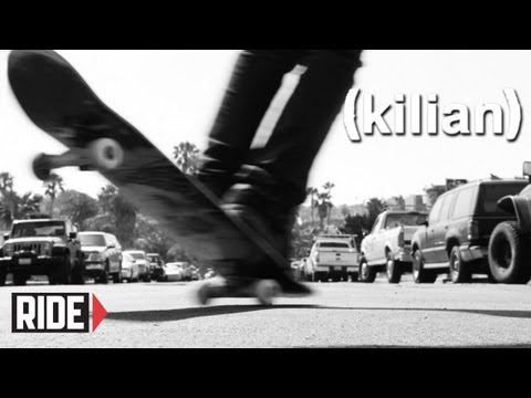 Kilian Martin's Creative Skateboarding Explained on Insight