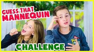 getlinkyoutube.com-MANNEQUIN CHALLENGE GUESSING GAME! WINTER EDITION