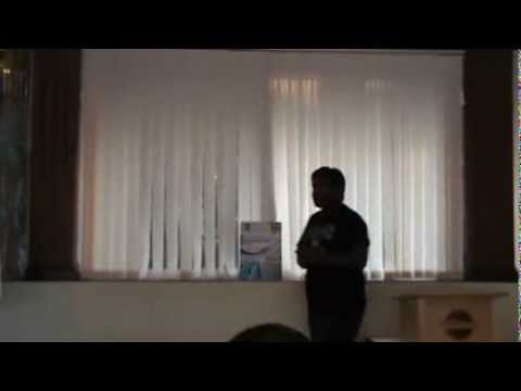 Toastmasters Speech 3  The Third Kind
