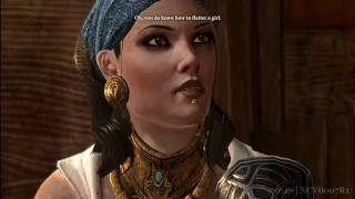 getlinkyoutube.com-Dragon Age 2 - Isabela Final Love Scene