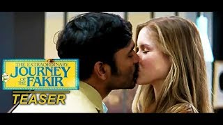 Dhanush's Hollywood Movie - Official Teaser Review | The Extraordinary Journey Of The Fakir