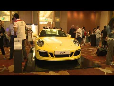 Porsche Carrera Cup Asia - Singapore