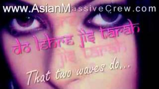 getlinkyoutube.com-★ ♥ ★ Tu Hai Wohi - lyrics + Translation Remix  ★ www.Asian-Massive-Crew.com ★ ♥ ★
